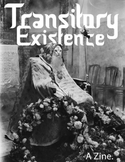 Transitory Existence cover