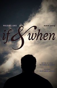 Cover of if&when issue 1