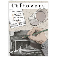 Craft Leftovers Zine Vol 4 Issue 1, 2012 by Kristin M Roach