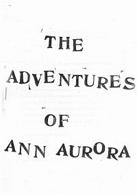 The adventures of Ann Aurora