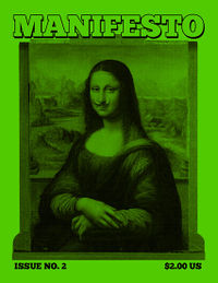 Cover Art for Manifesto 2