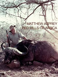Red Hills of Africa' e-book cover'