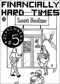 Financially Hard Times Issue #5  September 2011