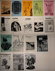 Cerebus the Newsletter Issues 1 - 17